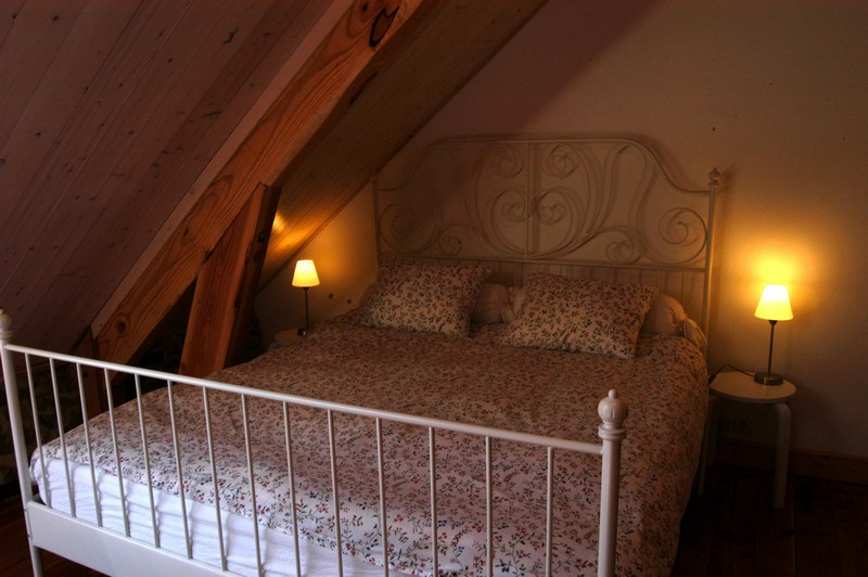 Chambres d h tes fermette herbes - Deco slaapkamer volwassene ...